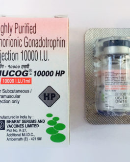 Buy HCG Injection 10000IU Online
